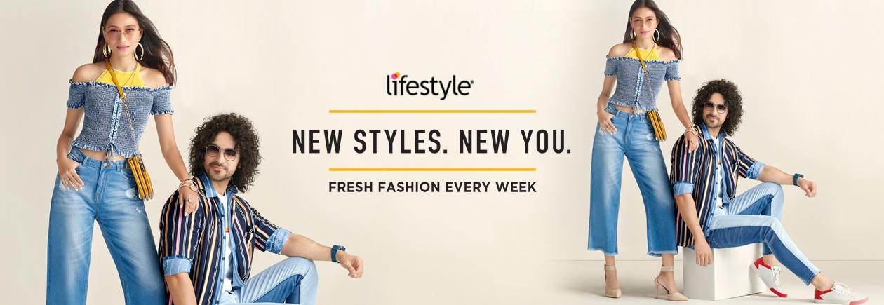 Lifestyle- Fresh Fashion Every Week